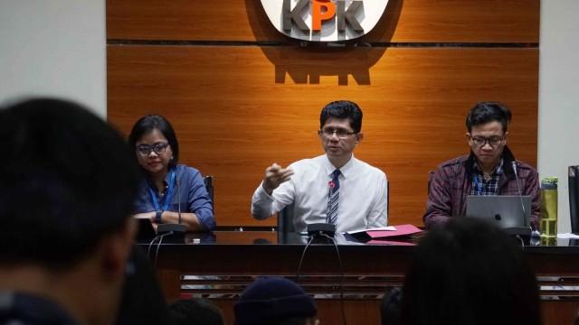 KPK soal Revisi UU Pemasyarakatan: Koruptor Seperti Pencuri Sandal (51066)