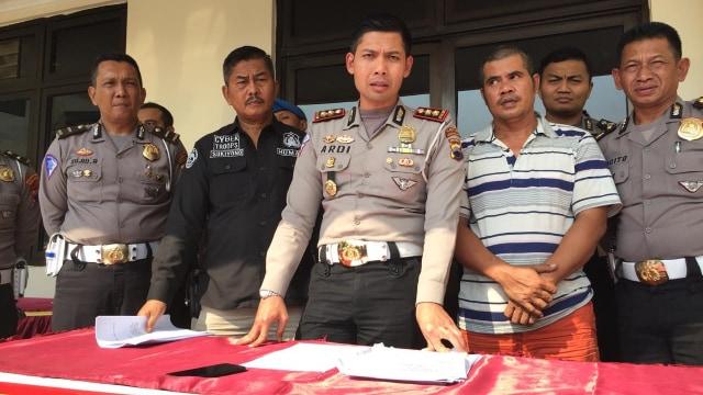 1,5 Bulan Kabur, Penabrak Pemotor di Depan UIN Semarang Ditangkap (5803)