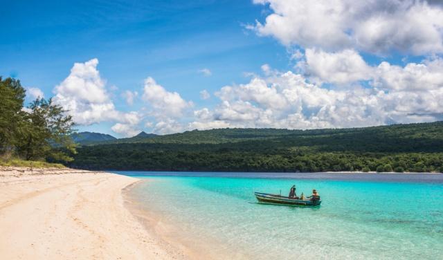 Pulau Jaco, Tutuala di Timor Leste