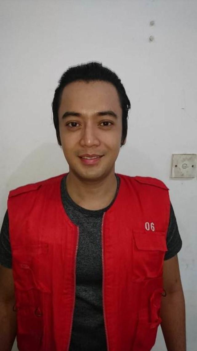 Hakim Tolak Eksepsi Kriss Hatta (243313)