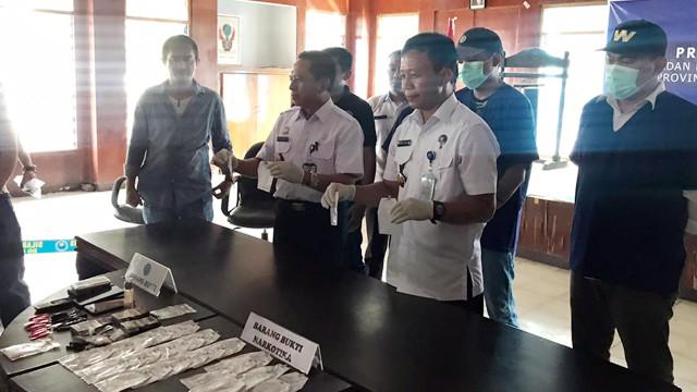 BNN Berhasil Ungkap Jaringan Narkoba yang Dikelola dari Lapas Manado (15765)
