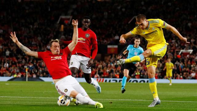Manchester United vs Astana