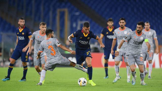 AS Roma vs Basaksehir