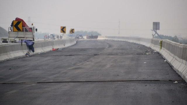 Tarif Tol Jakarta - Cikampek Layang Rencananya Dipatok Rp 1.250 per Km (76957)