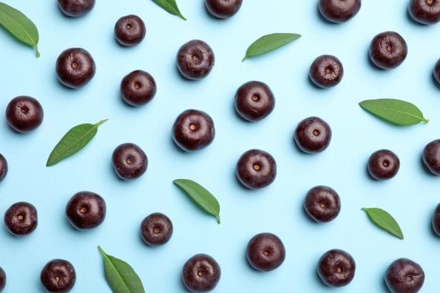 Manfaat Si Ungu Acai Berry
