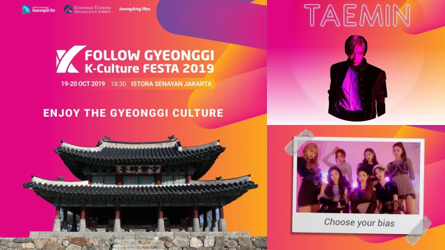 Tiket Konser 'Follow Gyeonggi' Dijual Mulai Rp 700 Ribu (330429)