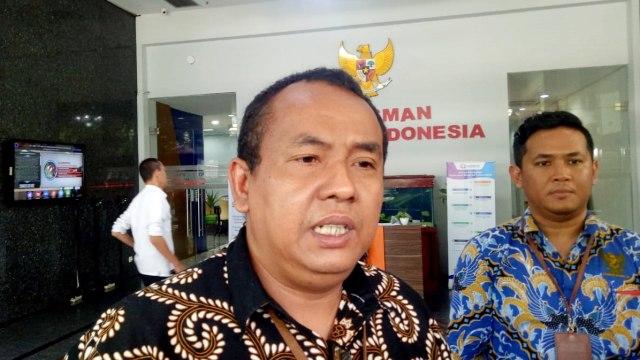 Ketua Ombudsman Perwakilan Jakarta Raya, Teguh P. Nugroho