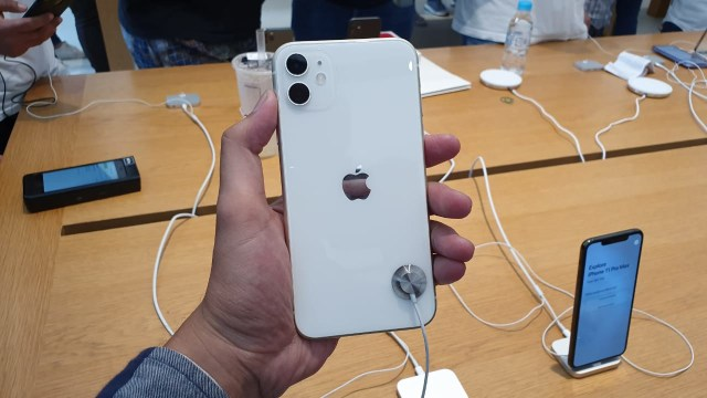 Laris Manis, Apple Fokus Tambah Produksi iPhone 11 (493370)
