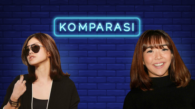 Gisel dan Agatha Suci, Finalis Indonesian Idol yang Bersahabat (4200)