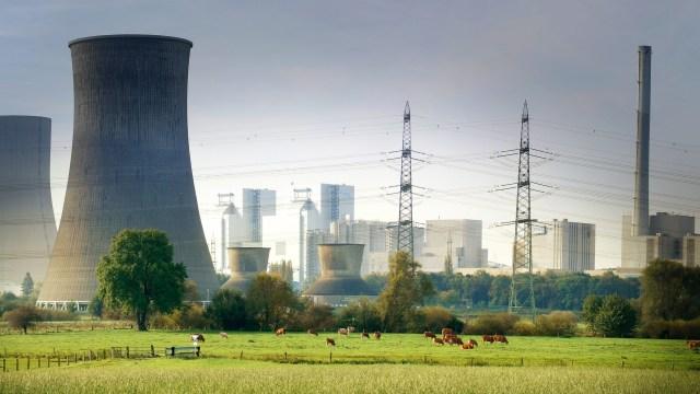 Disamakan dengan Bom, Pembangkit Listrik Tenaga Nuklir Sulit Dibangun di RI (18151)