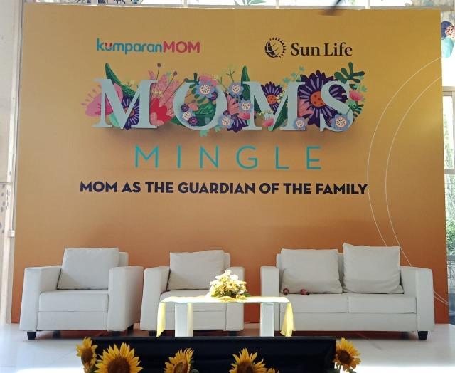 Moms Mingle : Tips Sehatnya Fisik dan Finansial Keluarga (451356)
