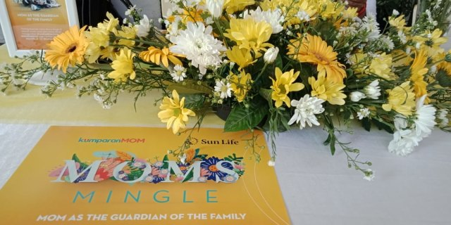 Moms Mingle : Tips Sehatnya Fisik dan Finansial Keluarga (451362)