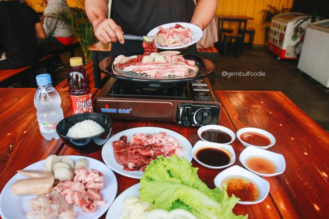 Sensasi Makan Daging All You Can Eat Harga Rp 88.000 di Yogyakarta (39415)
