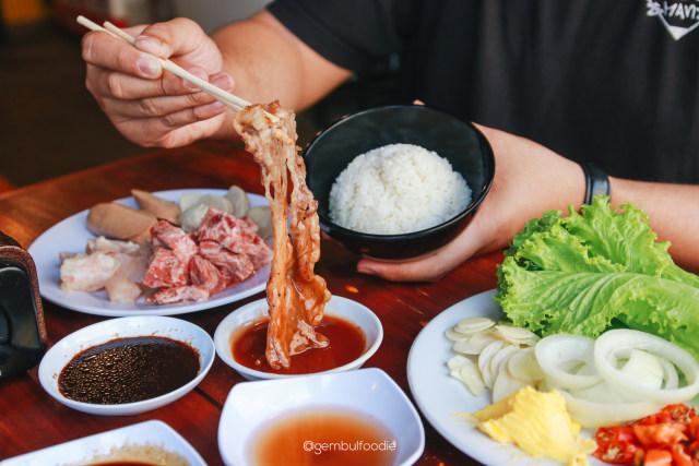 Sensasi Makan Daging All You Can Eat Harga Rp 88.000 di Yogyakarta (39407)