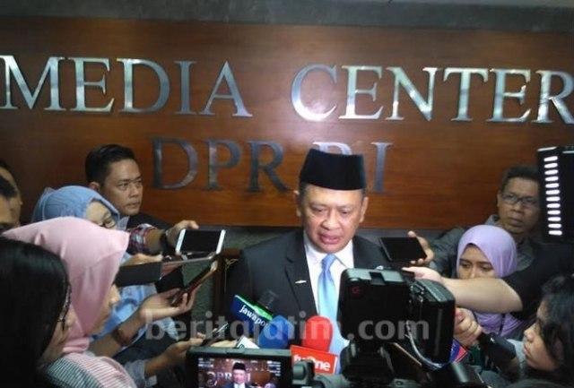 Ketua DPR RI Pertimbangkan Tunda Pengesahan RKUHP (66805)