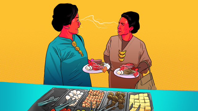 Konten Spesial Food - Hasrat Buas Pemakan Segala