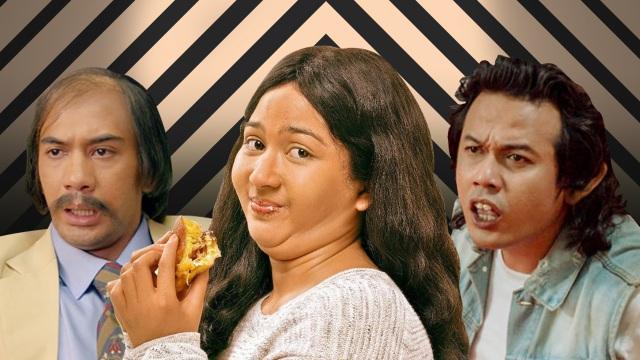 7 Artis yang Penampilannya di Film Bikin Pangling (344155)