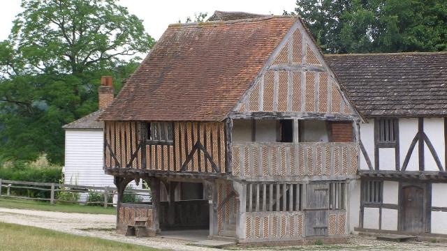 Museum Dengan Koleksi Rumah-rumah Tua di Inggris (468705)