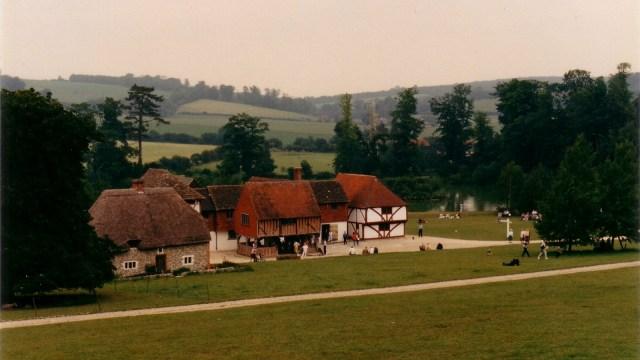 Museum Dengan Koleksi Rumah-rumah Tua di Inggris (468706)