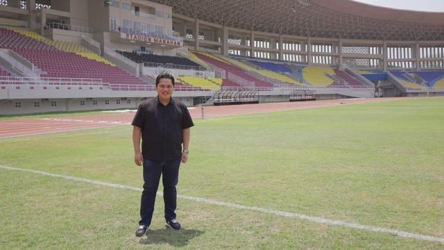 Pernah Menolak Jadi Menteri, Erick Thohir Akhirnya Masuk Kabinet (63530)