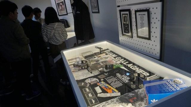 Foto: Berkunjung ke Pameran 'Memorabilia Liam Gallagher' (343647)