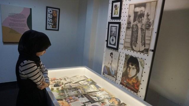 Foto: Berkunjung ke Pameran 'Memorabilia Liam Gallagher' (343648)