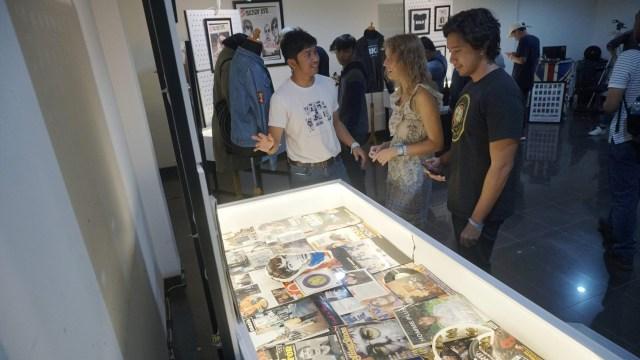 Foto: Berkunjung ke Pameran 'Memorabilia Liam Gallagher' (343643)