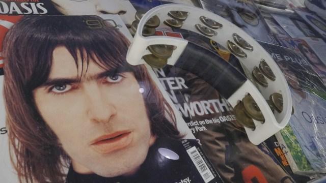 Foto: Berkunjung ke Pameran 'Memorabilia Liam Gallagher' (343644)