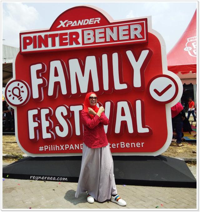 Keseruan XPANDER Pinter Bener Family Festival Di Surabaya  (122888)