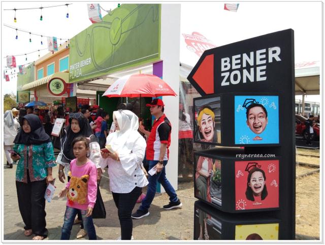 Keseruan XPANDER Pinter Bener Family Festival Di Surabaya  (122891)