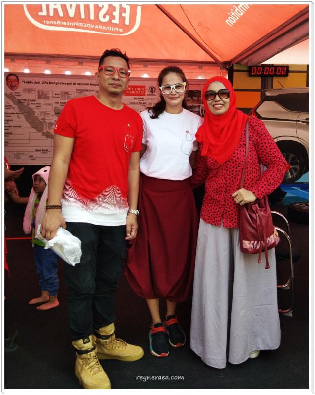 Keseruan XPANDER Pinter Bener Family Festival Di Surabaya  (122894)