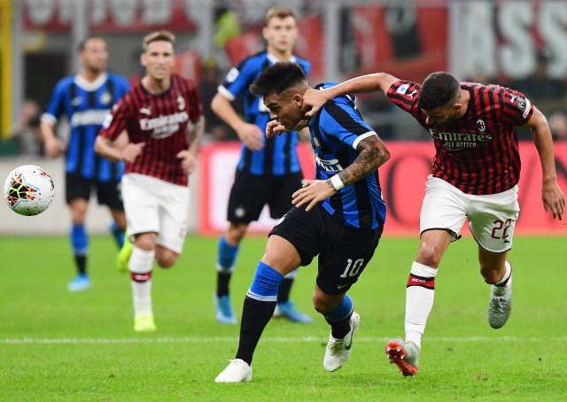 Inter vs Milan: Prediksi Line Up, Kabar Cedera & Jadwal Tayang (72283)