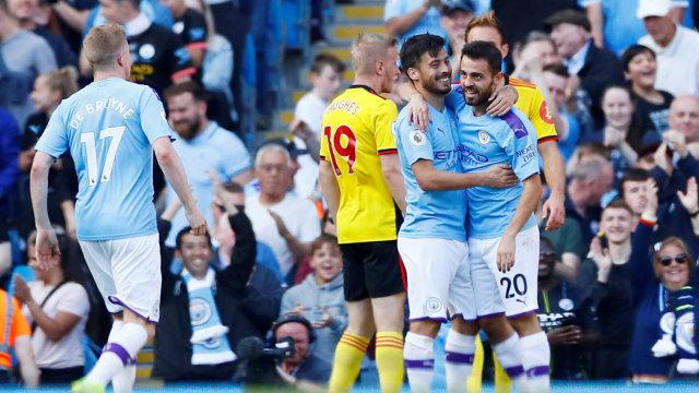 Guardiola: City Bisa Tampil Buas karena Berlaga sebagai Tim (11271)