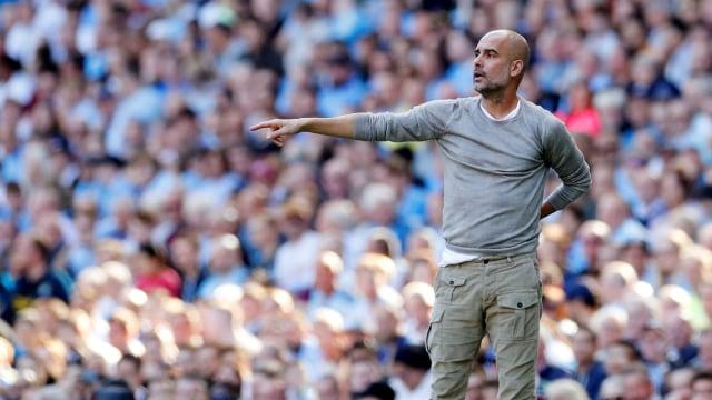 Guardiola: City Bisa Tampil Buas karena Berlaga sebagai Tim (11273)