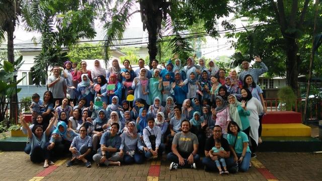 Belajar Bersama Orang Tua dari Seluruh Indonesia (1000364)