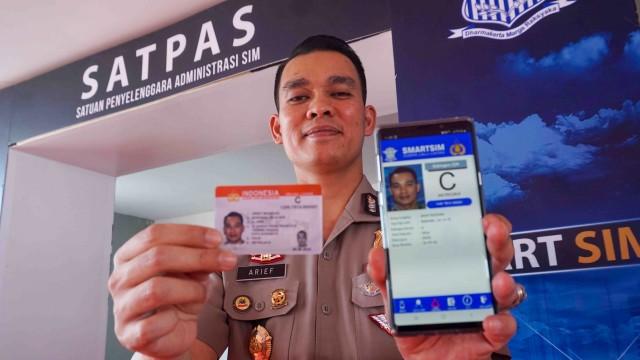 Begini Tata Cara Registrasi SIM Baru Secara Online (1089726)