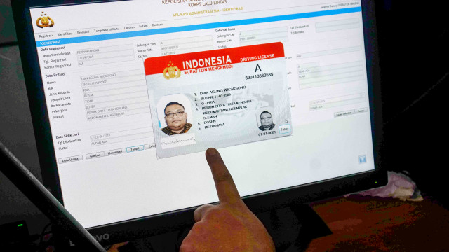 Smart SIM Akan Catat Pelanggaran, Poin Melebihi Batas Kepemilikan Dicabut (95568)