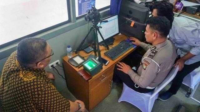 Jadwal SIM Keliling dan Gerai SIM di Jakarta, 19 September 2020 (17331)