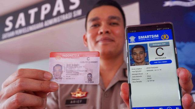 Polisi Jawab Soal Kelanjutan SIM C1 dan C2, Kapan Berlaku?  (286106)