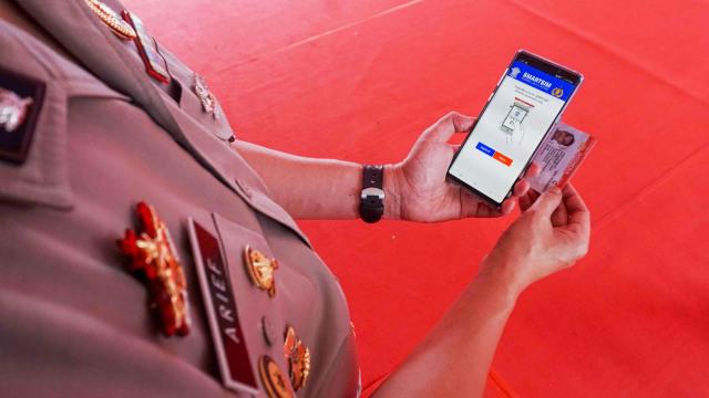 Smart SIM Akan Catat Pelanggaran, Poin Melebihi Batas Kepemilikan Dicabut (95567)