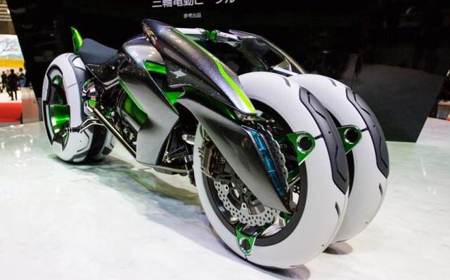 Paten Baru Motor 'Batman' dari Kawasaki (752271)