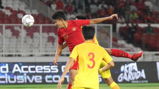 Imbang dengan China, Timnas U-16 Tunggu Kepastian Lolos (487746)