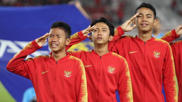 Foto: Laga Timnas U-16 vs China Berakhir Imbang (480099)