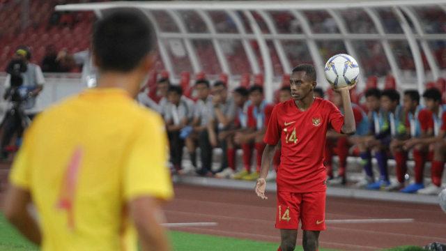 Foto: Laga Timnas U-16 vs China Berakhir Imbang (480120)
