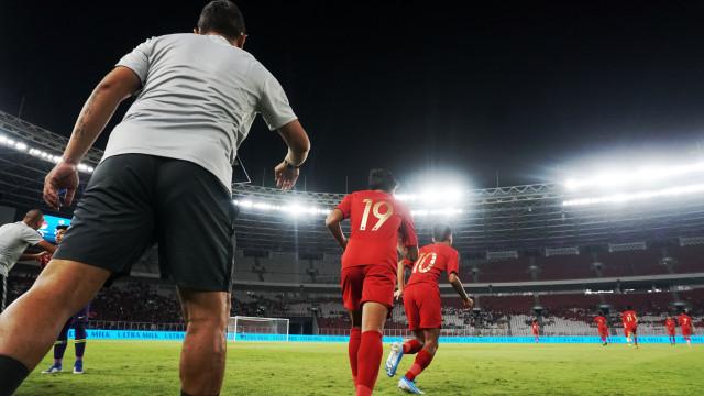 Foto: Laga Timnas U-16 vs China Berakhir Imbang (480102)