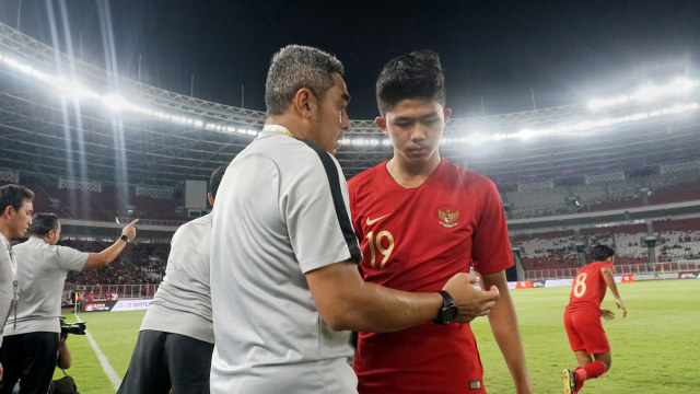 Imbang dengan China, Timnas U-16 Tunggu Kepastian Lolos (487747)