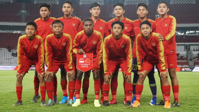 Jadwal Terbaru Piala Asia U-16 Belum Final (25236)