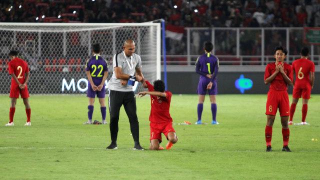 Foto: Laga Timnas U-16 vs China Berakhir Imbang (480123)