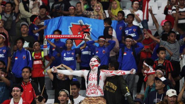 Foto: Laga Timnas U-16 vs China Berakhir Imbang (480129)