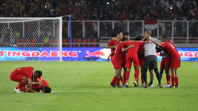 Foto: Laga Timnas U-16 vs China Berakhir Imbang (480131)
